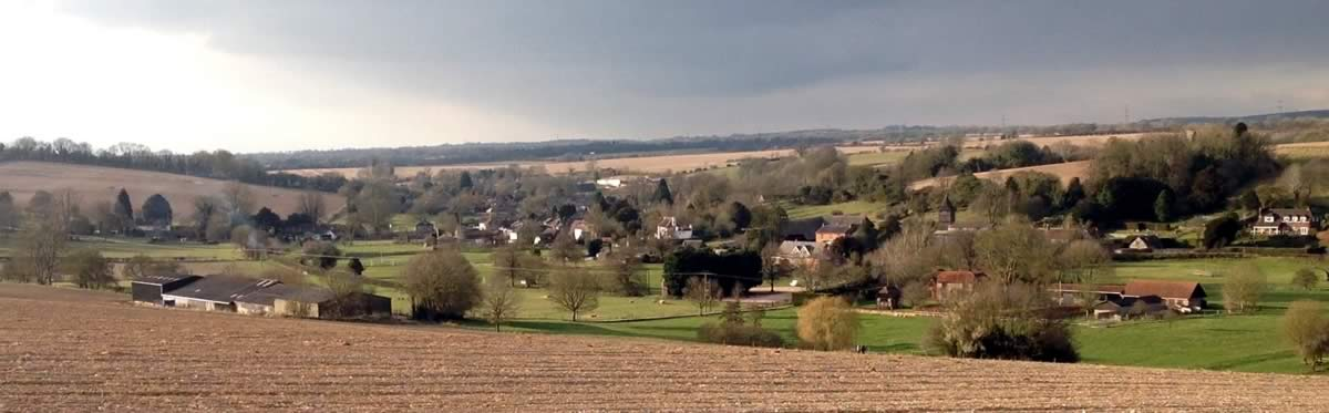 View of Hurstbourne Tarrant