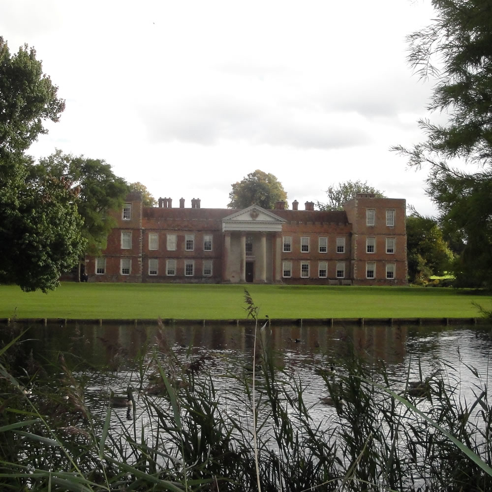 View of the Vyne - National Trust Property